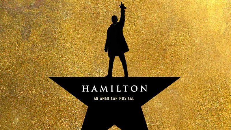 Illustration for article titled Hamilton is coming to Chicago, will soon be even more inescapable