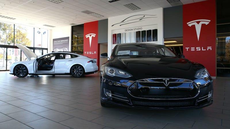 Illustration for article titled Georgia Dealers Want Tesla Shut Down