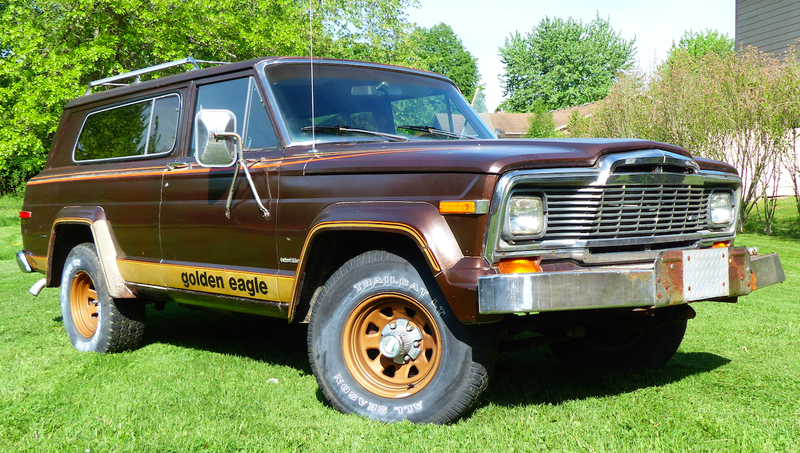 Illustration for article titled A Few Hours Of Cleaning And Wrenching Totally Transformed My 1979 Jeep Cherokee Golden Eagle