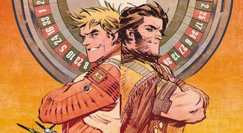The Chrononauts. Image: Image Comics