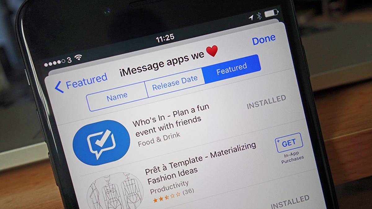 inmessage dating app