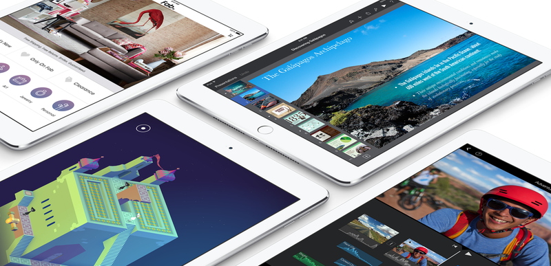 Apple SIM: lo mejor del iPad Air 2 que Apple no ha contado