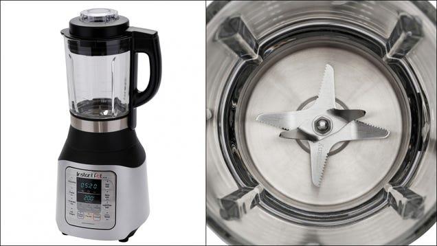 Instant Pot, the internet's favorite kitchen appliance, adds a blender