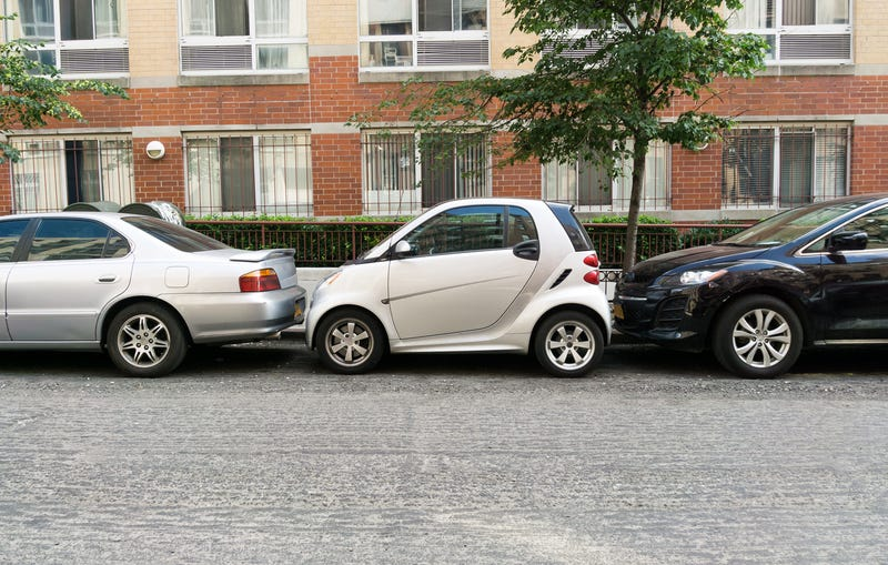 Illustration for article titled Why Do Some of You Suck So Much at Parking?