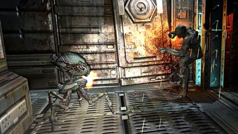 Illustration for article titled I Love The Little Robots In Doom 3