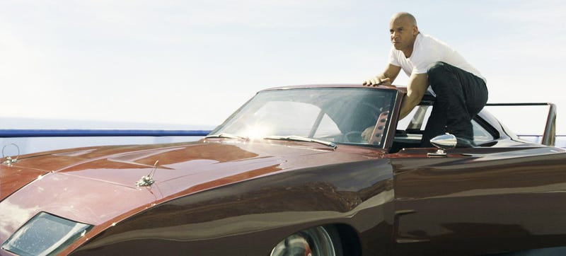 Image credit: Fast & Furious 6