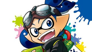 Illustration for article titled Splatoon Manga gets a Web Anime adaptation!