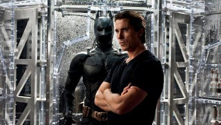 Illustration for article titled Christian Bale has some Batman advice for Ben Affleck