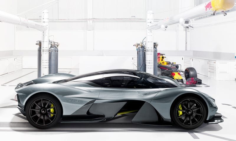 Aston Martin Am Rb 001 Meet And Red Bull Racing S Insane V12 Monster