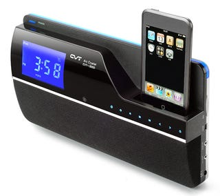 Illustration for article titled CVT i3101 iPhone Dock Doesn't Need Your Stinkin' iPhone