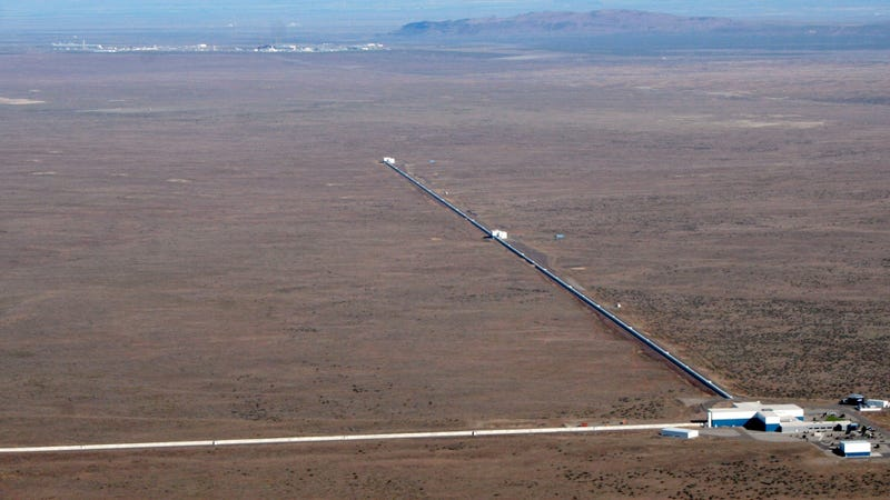 Observatorio LIGO en Hanford, Washington