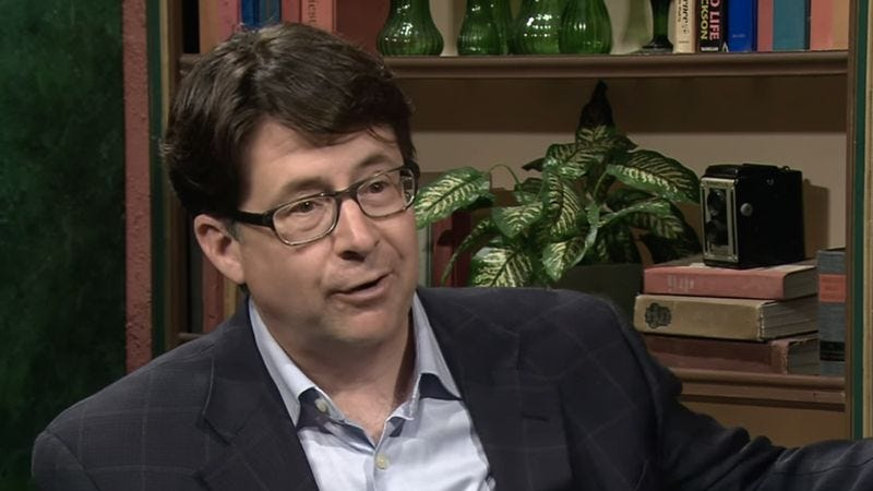 Illustration for article titled Internet heartthrob (and lawyer) Dean Strang entertains Reasonable Doubt