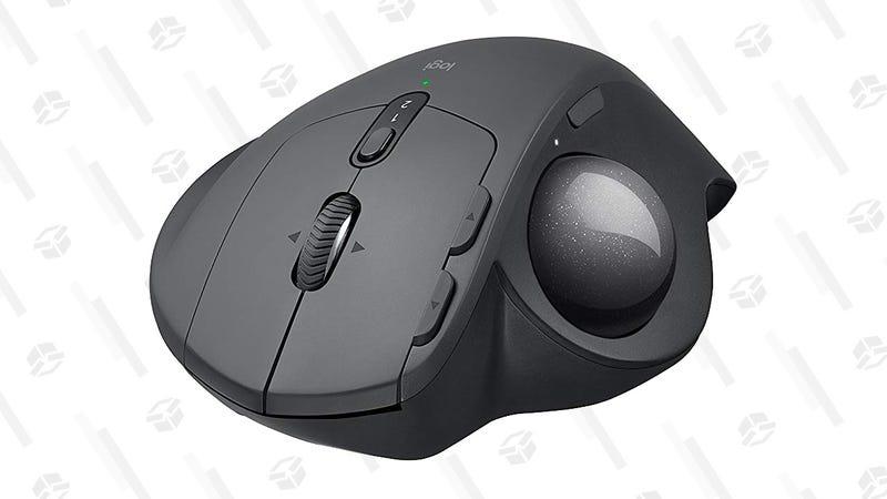 Logitech MX ERGO Advanced Wireless Trackball | $66 | Amazon