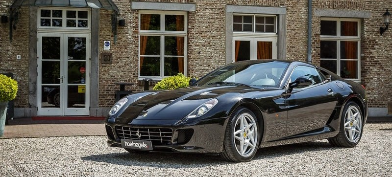manual ferrari 599 listed for half a million bucks rh jalopnik com Ferrari 599 GTB Fiorano ferrari 599 gtb manual for sale