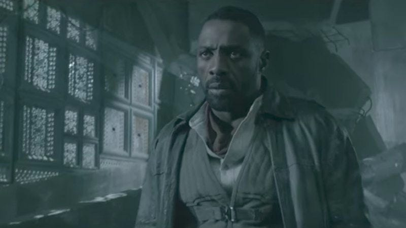 Screenshot: The Dark Tower featurette