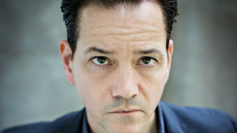 Frank Whaley on acting, directing, and getting yelled at by