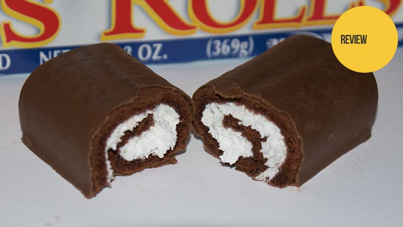 Illustration for article titled Little Debbie Swiss Cake Rolls: The Snacktaku Review