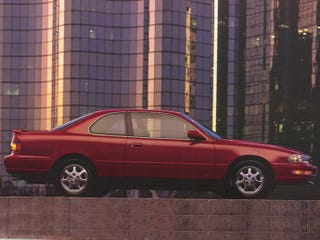 Illustration for article titled Camry coupe Friday!