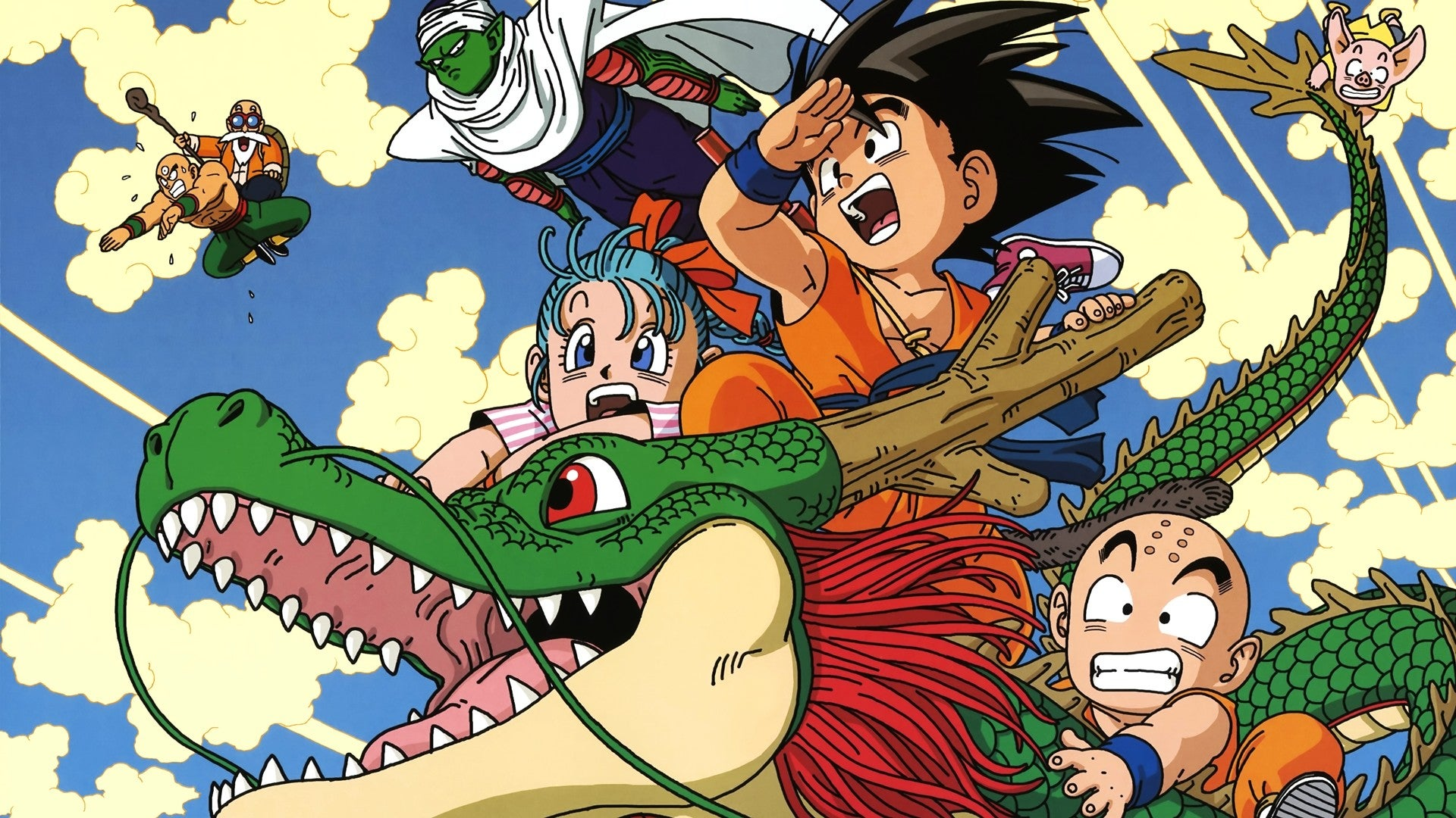 Rock the dragon the worst to best dragon ball sagas