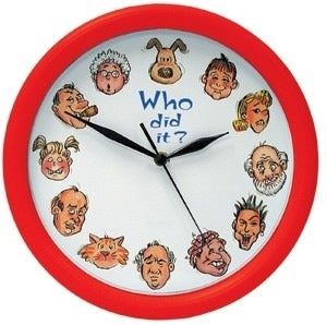 Illustration for article titled The Hilarity of the Farting Clock Will Never, Ever Get Old