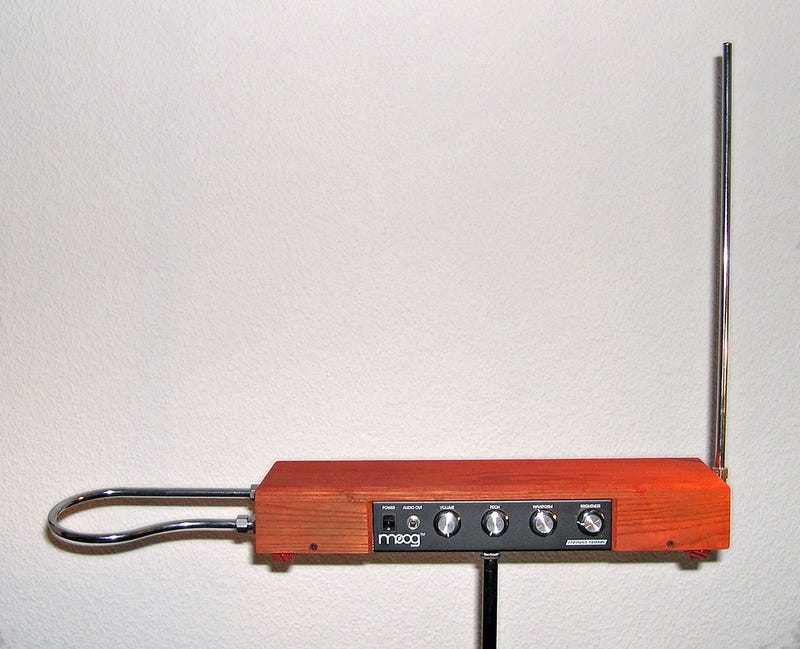 Illustration for article titled Does Oppo Theremin?