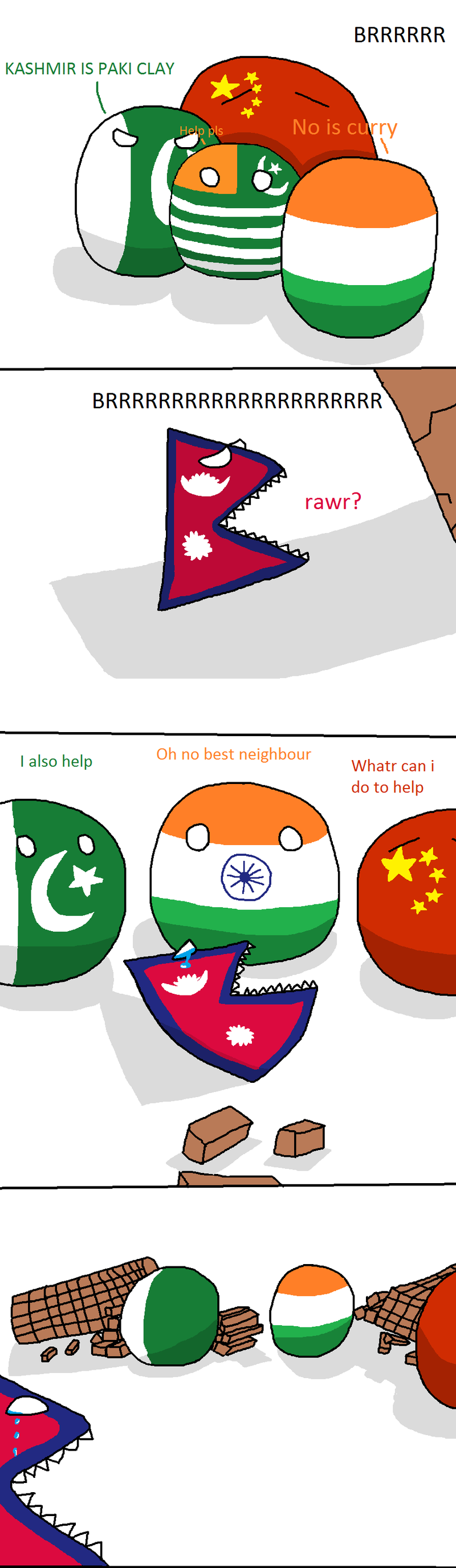 Illustration for article titled Nepal gets help