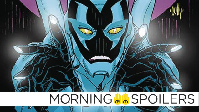 DC May Have Found Its Live-Action Blue Beetle