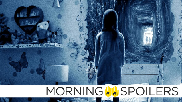 The Next Paranormal Activity Movie Could Be on the Way Very Soon