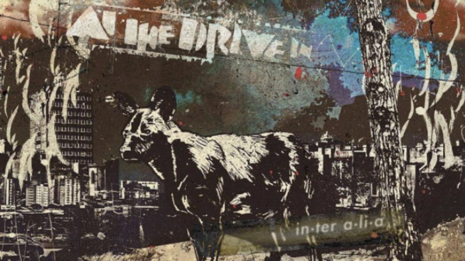 The new At The Drive-In record is exactly what you don't want from a