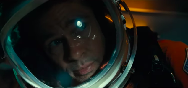Outer space is endless in Ad Astra's vivid new IMAX trailer