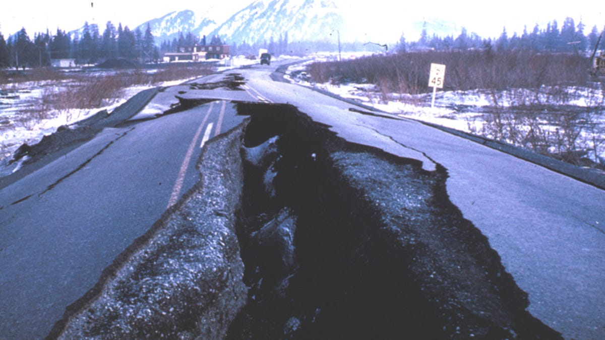 The Largest Earthquake In U S  History Happened 50 Years Ago