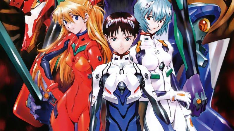 Illustration for article titled El creador de Evangelion predice la muerte del anime