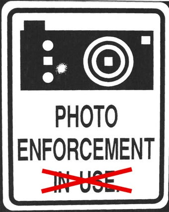 Illustration for article titled Victory! Arizona County Ditches Speed Camera Program
