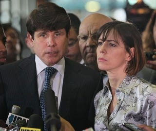 Illustration for article titled Rod Blagojevich Favored $2,500 Shirts and $195 Ties