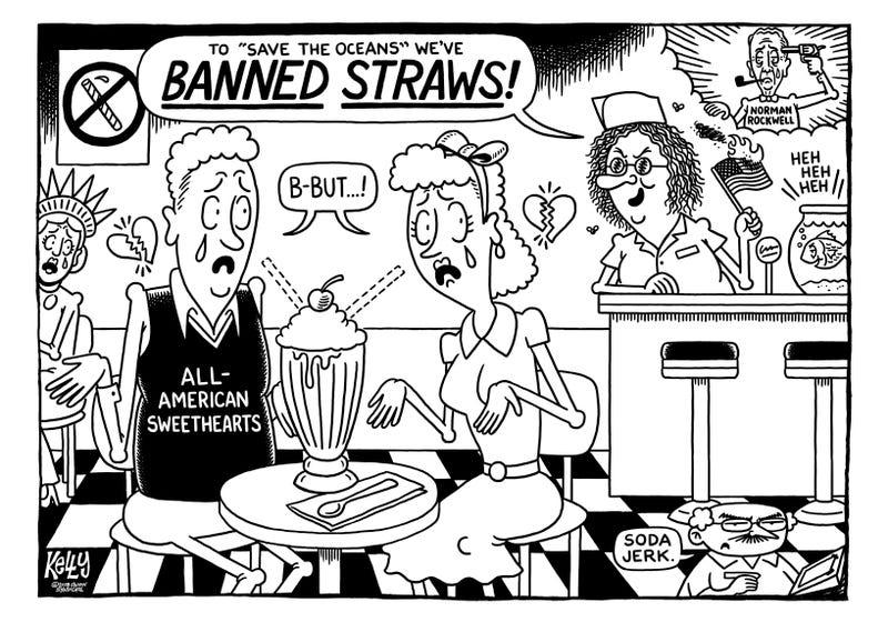 Illustration for article titled Mauled Shop