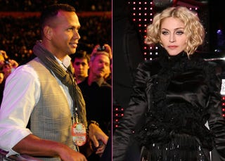 Illustration for article titled Alex Rodriguez's Madonna Problem Is Not Going Away