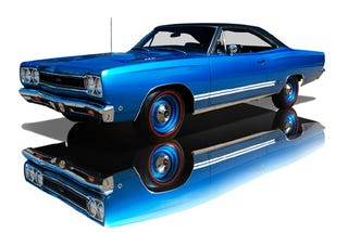 Illustration for article titled 1968 Plymouth GTX for a Documented $119,900!