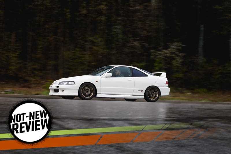 How The Acura Integra Type R Makes Modern Sport Compact Cars Look Weak - Acura integra type r wing