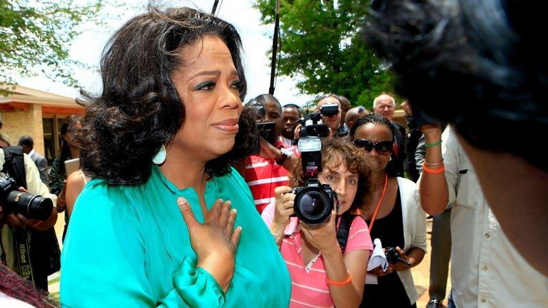 Illustration for article titled A Barbershop Is Destroying Oprah's Family