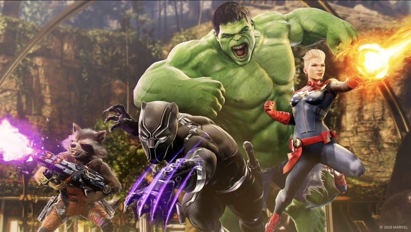 Marvel: Powers United VR