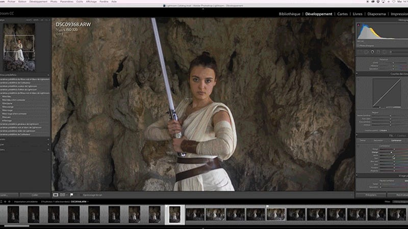 How to Perfectly Fake a Glowing Lightsaber in Photoshop