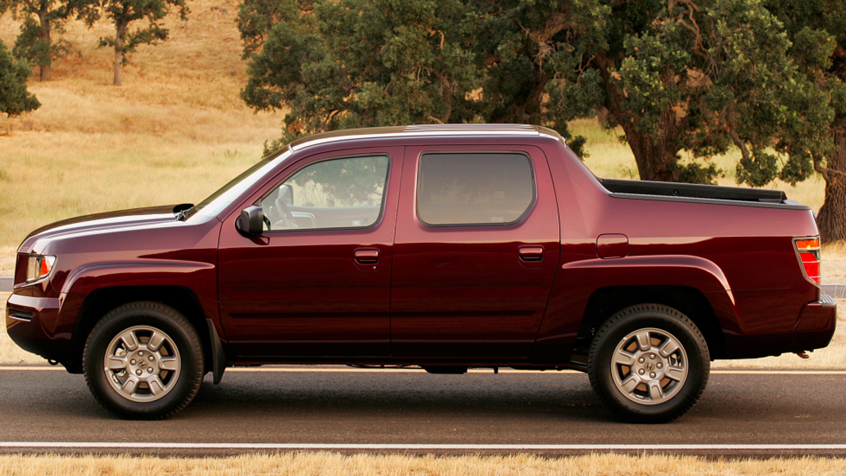The Story Behind The Honda Ridgeline's Wildly, Unusually Detailed