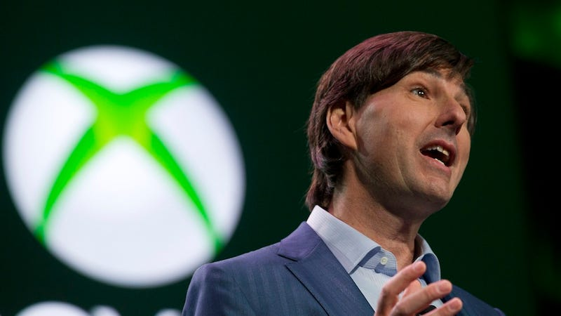 Illustration for article titled Report: The Man in Charge of Xbox Is Leaving Microsoft