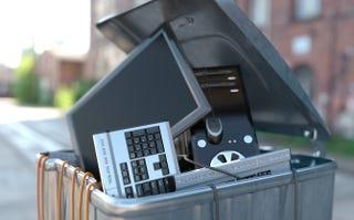 Illustration for article titled Los salmones son la clave para un nuevo método de reciclar electrónica