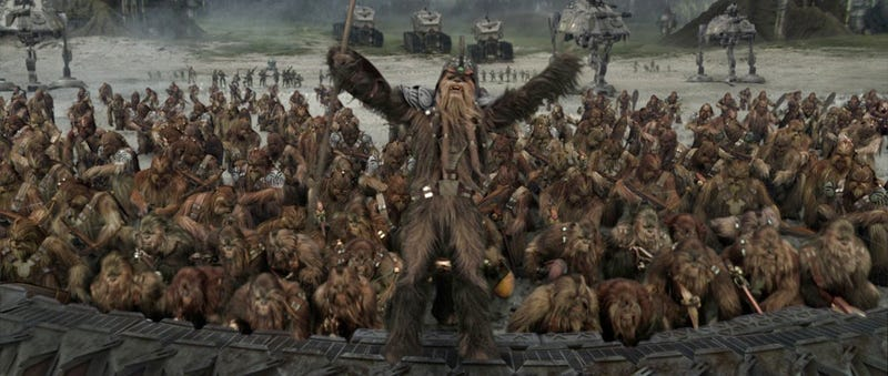 Illustration for article titled Battlefront II Patch Nerfs Overpowered Wookiee Warriors