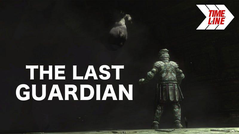 Illustration for article titled Kotaku Timeline: The Last Guardian