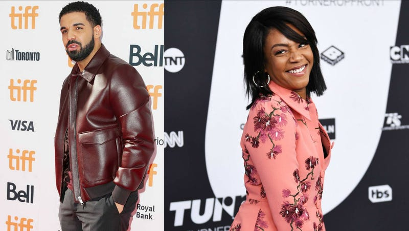 Illustration for article titled Drake Asked Tiffany Haddish Out, Then Stood Her Up???