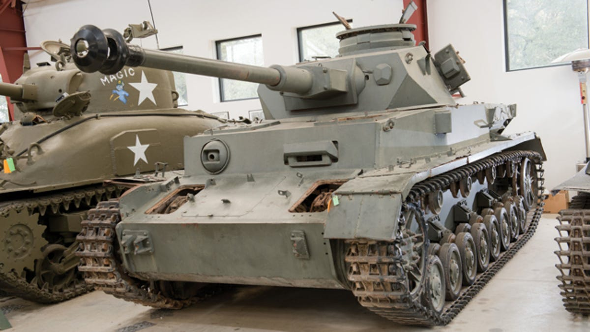The World's Best Military Collection Is For Sale, Here's How