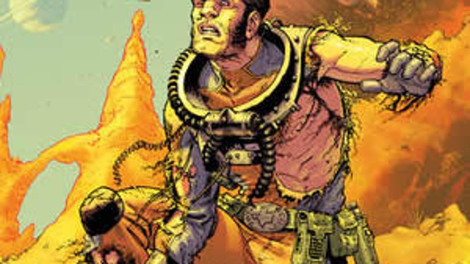 Your Next Movie Superhero Battles Alien Invasions, Alcoholism