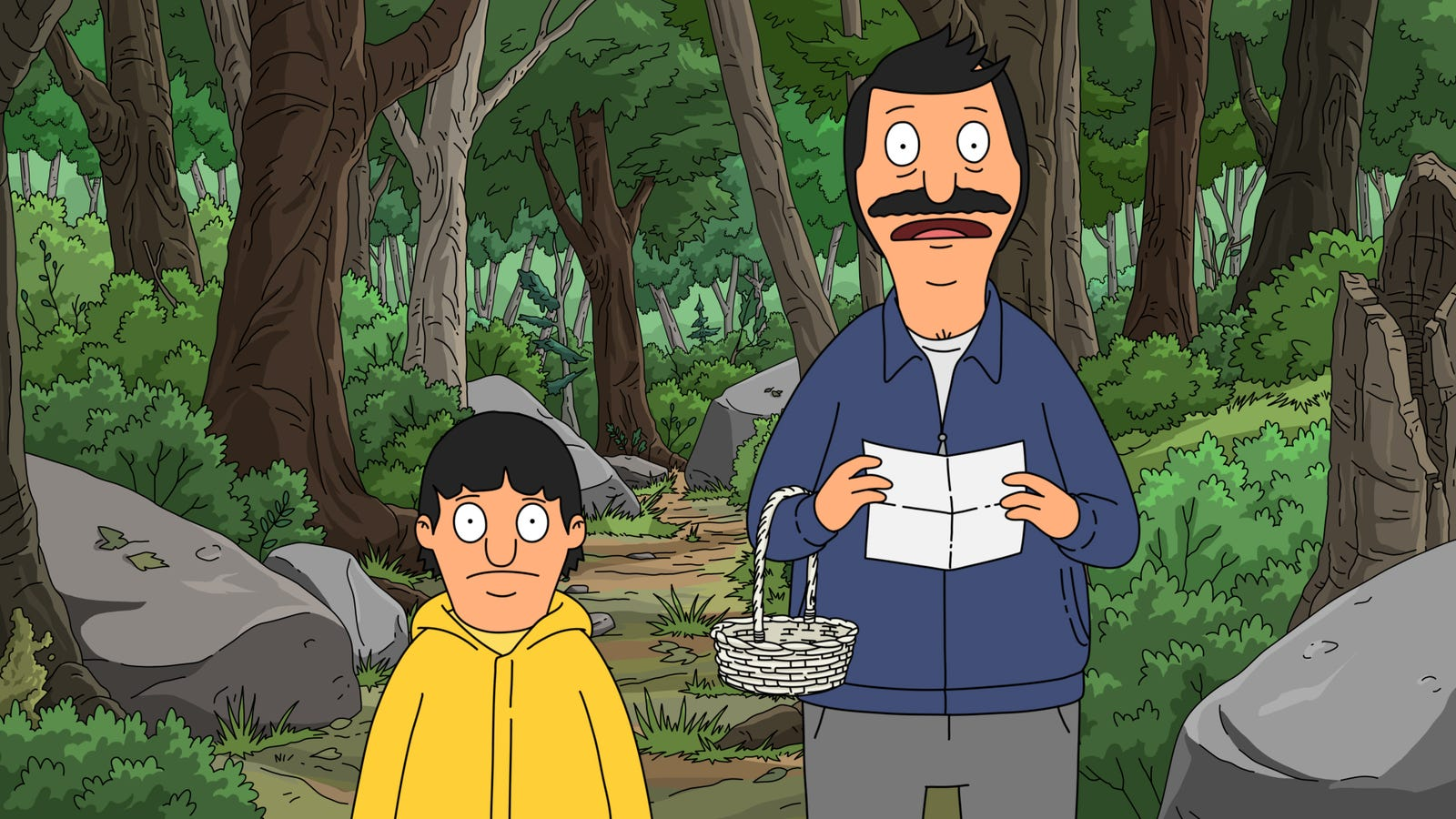 A traditional yet entertaining Bob's Burgers finds the magic in a mushroom hunt